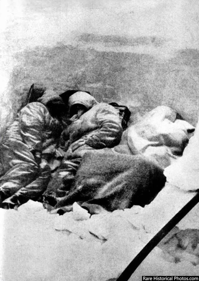 Ảnh hiếm về phát xít Đức trong trận Stalingrad - ảnh 15
