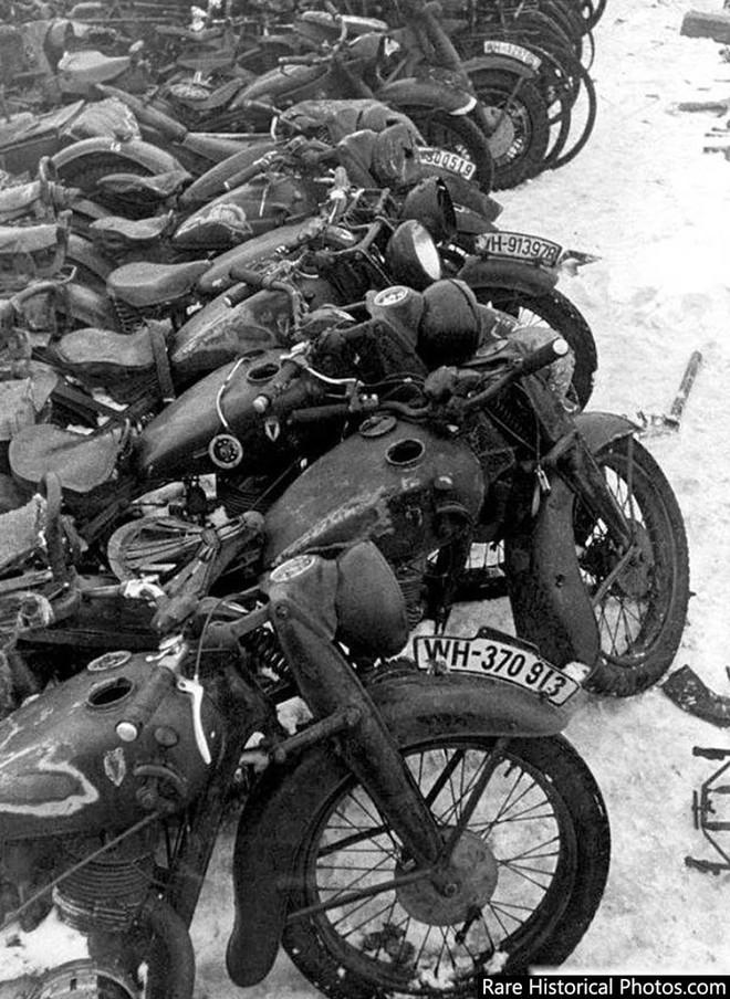 Ảnh hiếm về phát xít Đức trong trận Stalingrad - ảnh 16