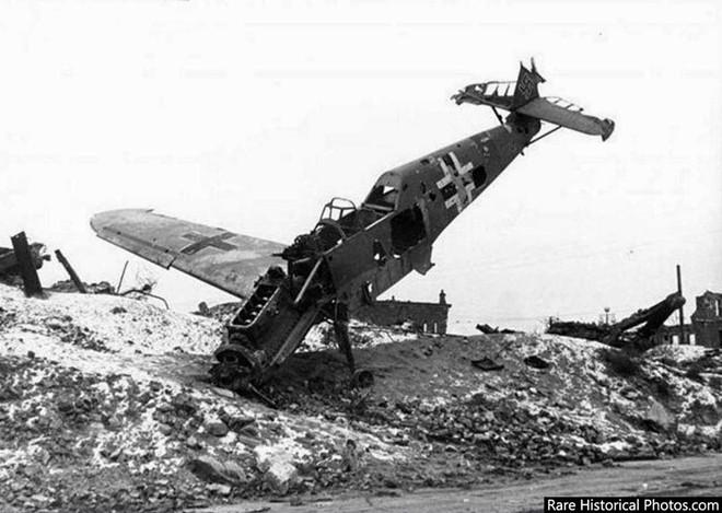 Ảnh hiếm về phát xít Đức trong trận Stalingrad - ảnh 18