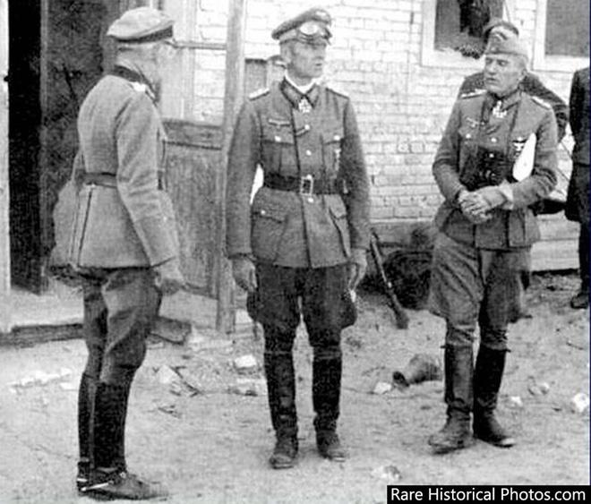 Ảnh hiếm về phát xít Đức trong trận Stalingrad - ảnh 5
