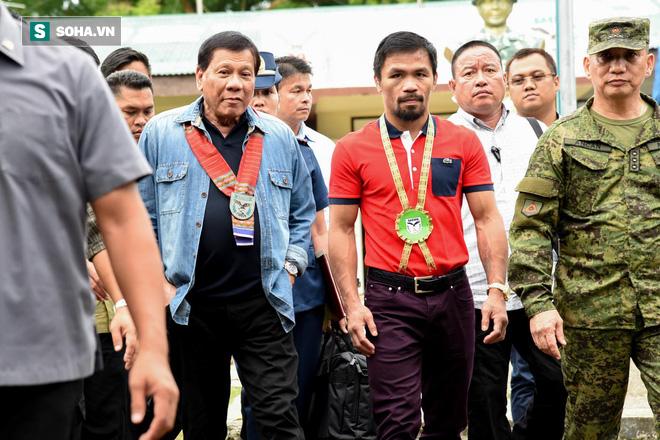Bạn nghiện tố Manny Pacquiao dùng ma túy để duy trì ánh hào quang - Ảnh 3.