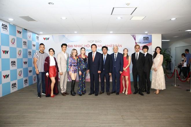 Đông Nhi: Đại nhạc hội Asean - Nhật Bản 2019 là ước nguyện của nhiều ca sĩ - Ảnh 1.
