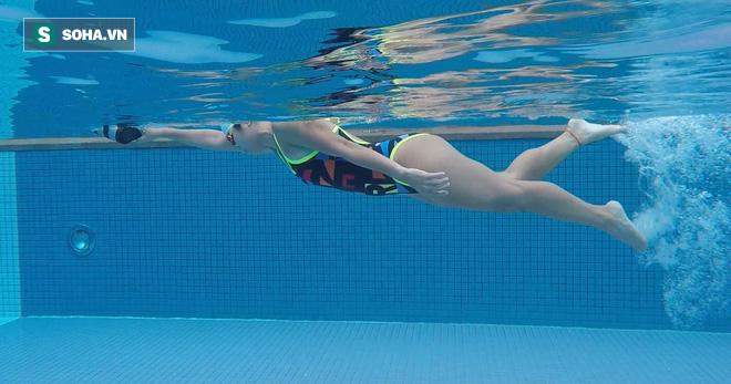 Bơi có phải là cách tiêu hao nhiều calo:Tại sao có người không giảm cân mà còn béo lên? - Ảnh 1.