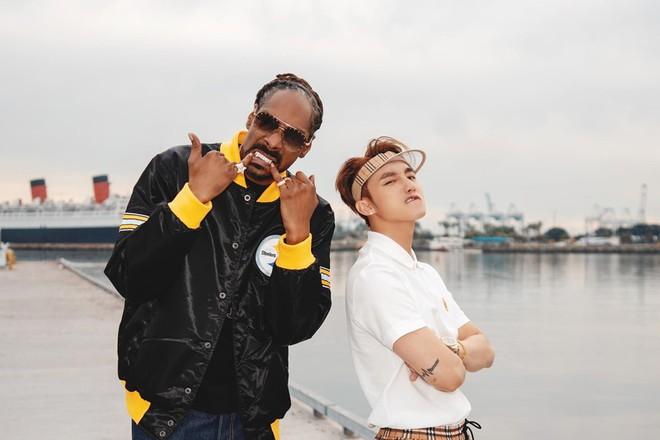 Mời rapper giàu nhất thế giới Snoop Dogg xuất hiện 20 giây, Sơn Tùng phải chi bao nhiêu tiền? - Ảnh 1.