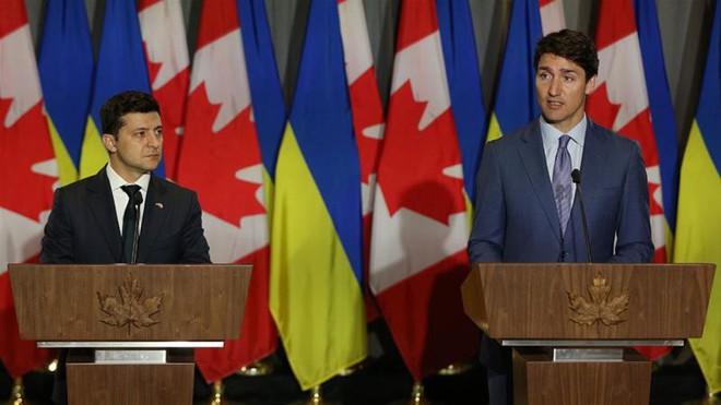 Đừng lo lắng, đã có Canada: Thêm người chống lưng, từ nay Ukraine khỏi sợ Nga bắt nạt? - Ảnh 2.