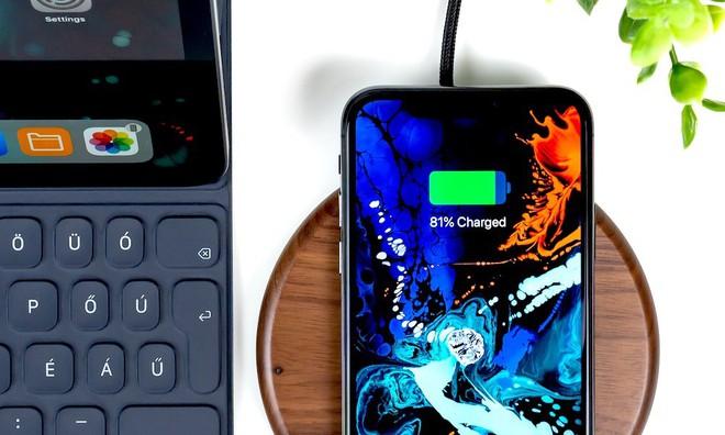 Tin xấu: Sạc không dây có thể giết chết pin iPhone của bạn - Ảnh 1.