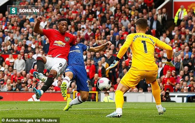 Không thể tin nổi: Quỷ đỏ vùi dập Chelsea tan nát bằng siêu nhân Rashford và Pogba - Ảnh 3.