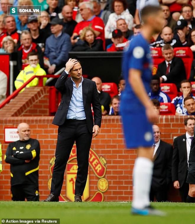 Không thể tin nổi: Quỷ đỏ vùi dập Chelsea tan nát bằng siêu nhân Rashford và Pogba - Ảnh 2.