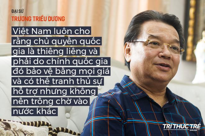 Đại sứ Trương Triều Dương: Từ Scarborough đến Tư Chính, nghĩ về bài học ứng xử với Trung Quốc ở Biển Đông - Ảnh 10.