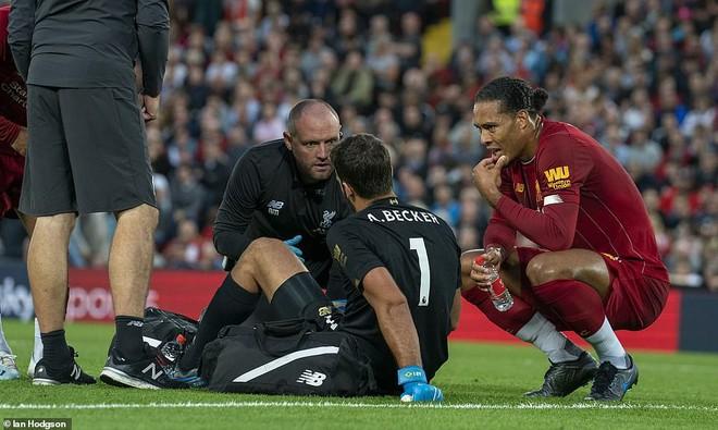 Lá chắn thép dính chấn thương: Bài test thật sự cho hàng thủ của Liverpool - Ảnh 2.