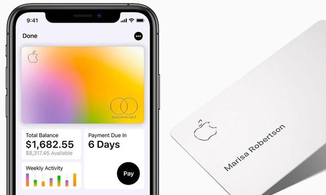 6 lí do vì sao bạn nên sở hữu thẻ tín dụng Apple Card - Ảnh 1.