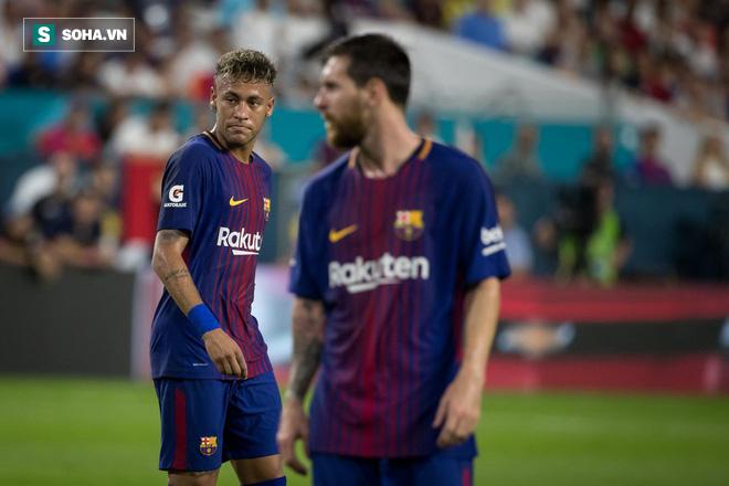 Sau tất cả, chỉ Barca là ngôi nhà duy nhất mà Neymar có thể trở về - Ảnh 3.