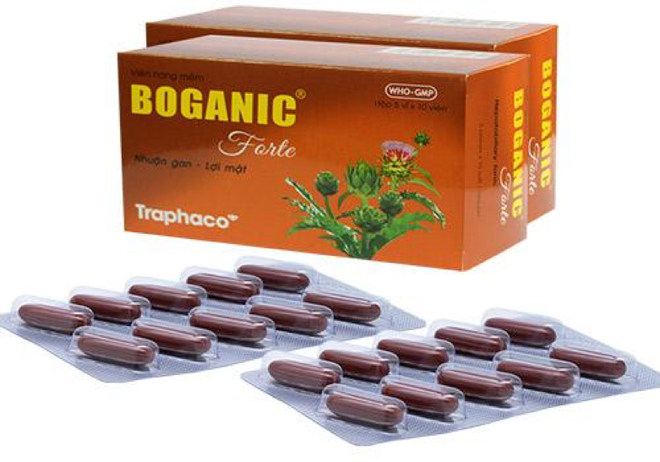 Uống thuốc bổ gan và phương pháp giải độc gan an toàn cho sức khỏe - Ảnh 4.