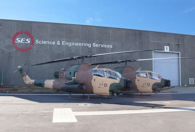 Jordan thanh lý trực thăng AH-1F cho quốc gia Đông Nam Á với giá siêu rẻ - Ảnh 1.