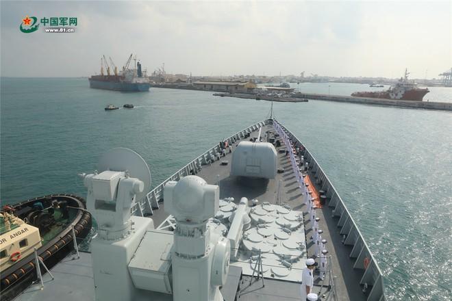 Liệu Trung Quốc có tham gia Liên minh hải quân do Mỹ dẫn đầu ở eo Hormuz nhằm vào Iran? - Ảnh 6.