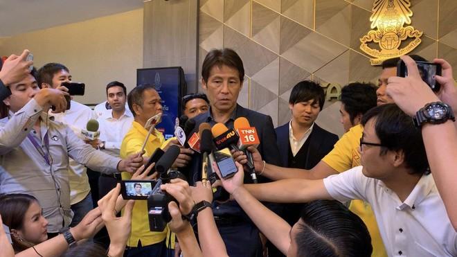 Thống kê lên tiếng: Thái Lan sẽ lại thất bại trước thầy trò HLV Park Hang-seo? - Ảnh 1.