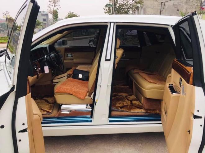 Đại gia Thái Nguyên bán Rolls-Royce Phantom mạ vàng biển tứ quý 9: Giá đồn đoán vượt nửa triệu USD - Ảnh 2.