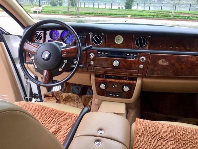 Đại gia Thái Nguyên bán Rolls-Royce Phantom mạ vàng biển tứ quý 9: Giá đồn đoán vượt nửa triệu USD - Ảnh 3.
