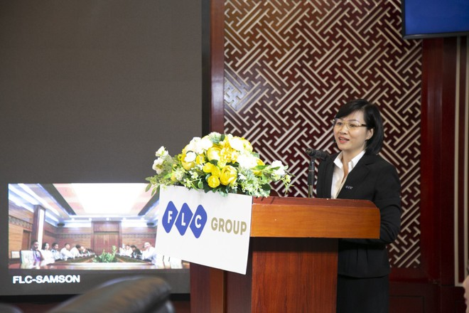 Hồ sơ cựu CEO Vingroup vừa đầu quân về Sunshine Group: Từng là một trong 20 nữ doanh nhân ảnh hưởng nhất Việt Nam năm 2017 - Ảnh 1.