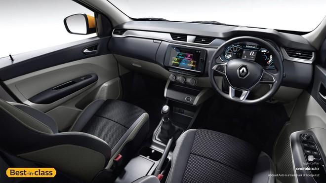 Chiếc ô tô giá 160 triệu đồng của Renault có gì hấp dẫn? - Ảnh 8.
