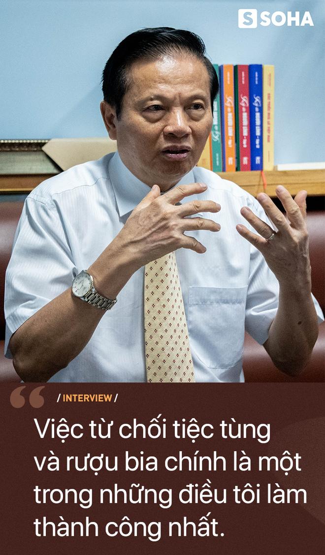 7 lời khuyên về sức khỏe của Đại tướng Võ Nguyên Giáp và bí quyết sống khỏe của Nguyên Bộ trưởng Lê Doãn Hợp - Ảnh 17.