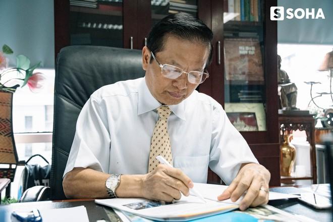 7 lời khuyên về sức khỏe của Đại tướng Võ Nguyên Giáp và bí quyết sống khỏe của Nguyên Bộ trưởng Lê Doãn Hợp - Ảnh 18.
