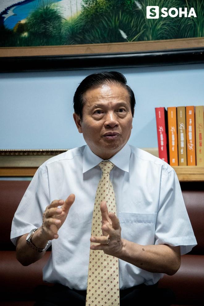 7 lời khuyên về sức khỏe của Đại tướng Võ Nguyên Giáp và bí quyết sống khỏe của Nguyên Bộ trưởng Lê Doãn Hợp - Ảnh 10.