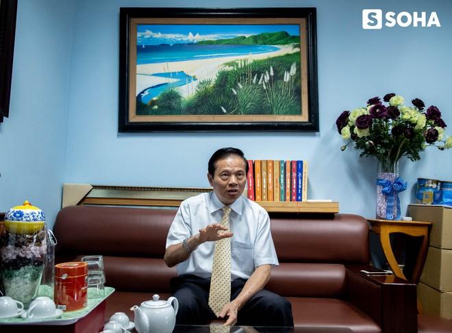 7 lời khuyên về sức khỏe của Đại tướng Võ Nguyên Giáp và bí quyết sống khỏe của Nguyên Bộ trưởng Lê Doãn Hợp - Ảnh 6.