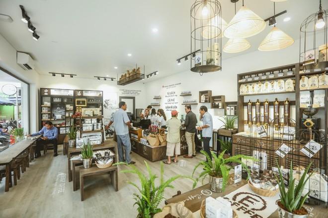 Làn sóng cửa hàng Trung Nguyên E-Coffee với phí nhượng quyền 0 đồng - Ảnh 3.