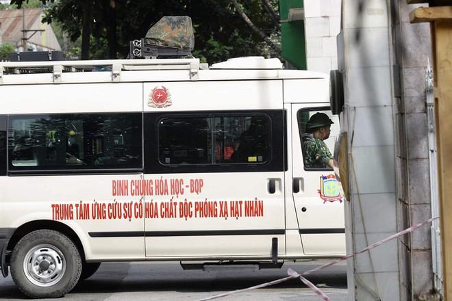 Thượng tá Nguyễn Văn Bổng: Thời gian khử độc ở Rạng Đông sẽ khá lâu - Ảnh 15.