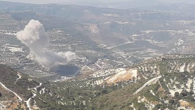 Nga chơi ván bài lật ngửa ở Syria - Chiến đấu cơ Israel bị nã đạn tới tấp, UAV thứ 3 tan xác - Ảnh 9.