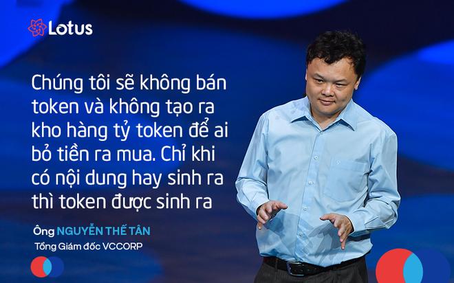 7 câu nói ấn tượng tại lễ ra mắt mạng xã hội Lotus - mạng xã hội của người Việt - Ảnh 4.