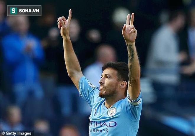 """Sau 2 trận thua """"mất mặt"""", Man City trút cơn thịnh nộ lên đối thủ bằng 8 bàn trắng - Ảnh 1."""