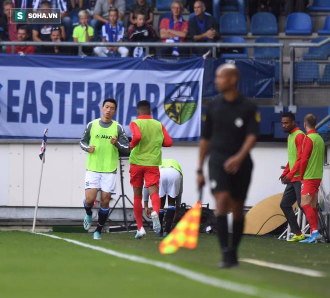 Tội đồ của Heerenveen vứt đi trận thắng của đội nhà, khiến Văn Hậu tiếc nuối - Ảnh 2.
