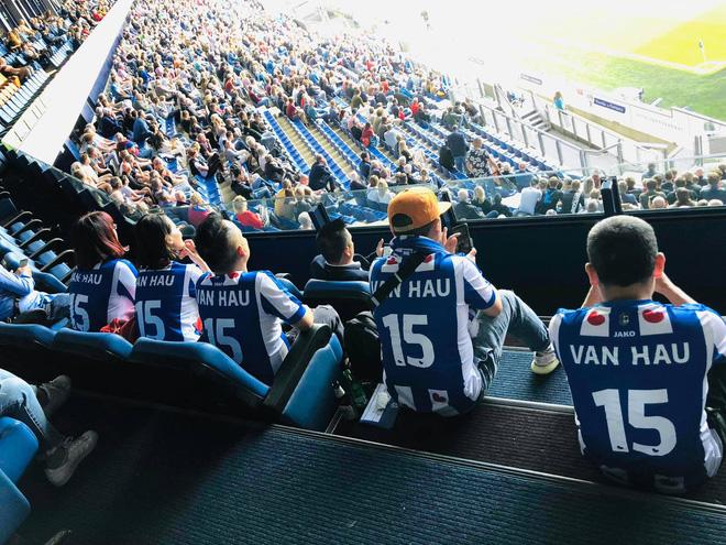 Tội đồ của Heerenveen vứt đi trận thắng của đội nhà, khiến Văn Hậu tiếc nuối - Ảnh 1.