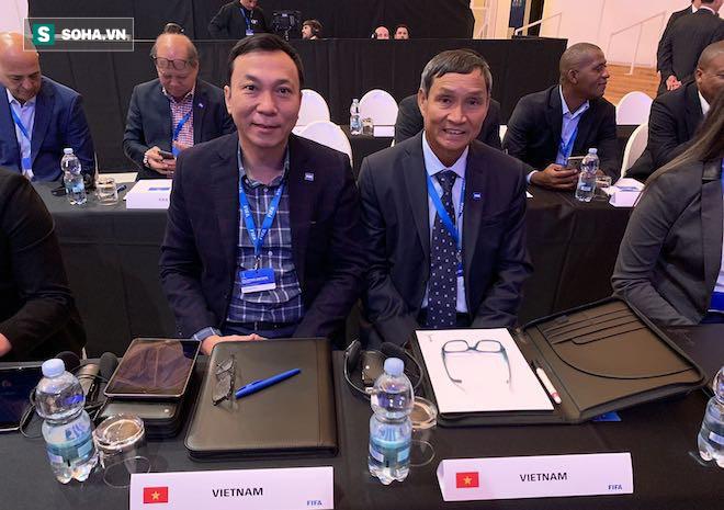 Phó chủ tịch VFF: Mong U23 Việt Nam sẽ phát huy tinh thần Thường Châu tại VCK U23 2020 - Ảnh 1.