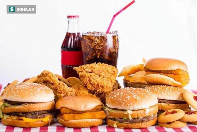 Khuyến cáo: Tỷ lệ người bị đau tim cao hơn nếu sống ở khu vực bán loại thực phẩm này - Ảnh 1.