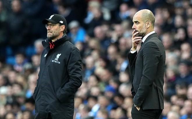 """Pep Guardiola: """"Áp lực danh hiệu sẽ là điểm yếu của Liverpool"""""""