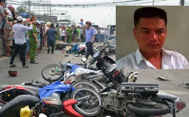 """Nếu""""con quỷ"""" lái xe sát hại hàng loạt người ở Long An chỉ ngồi tù 15 năm, lo sợ sẽ có thêm những vụ tông xe đẫm máu"""