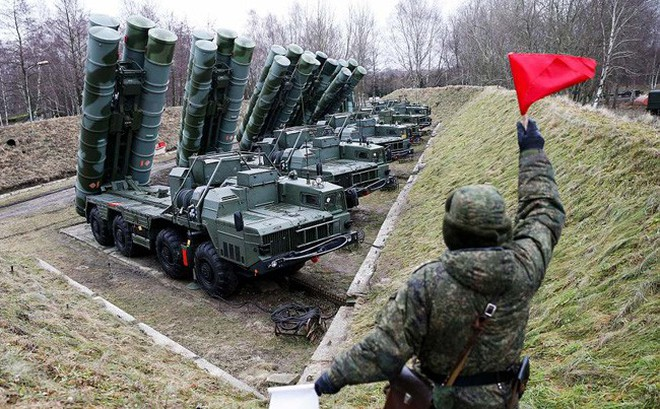 Trung Quốc thử nghiệm thành công S-400