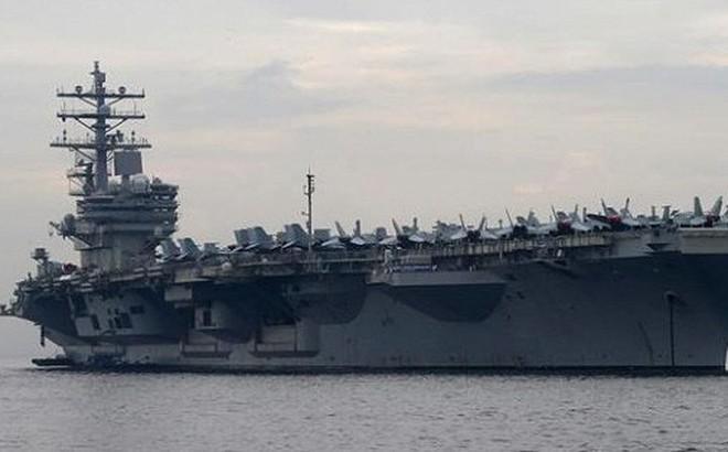 Mỹ chật vật mới đánh chìm được tàu sân bay của mình, Trung Quốc có đủ sức hay định tự sát?