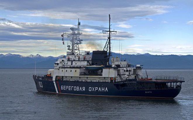 Khủng hoảng Nga-Ukraine: Hé lộ diện mạo mới của tuần duyên Nga