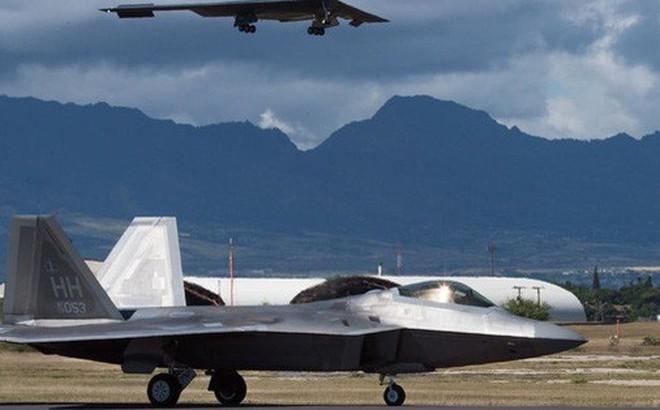 Mỹ điều máy bay B-2 tuần tra Ấn Độ - Thái Bình Dương