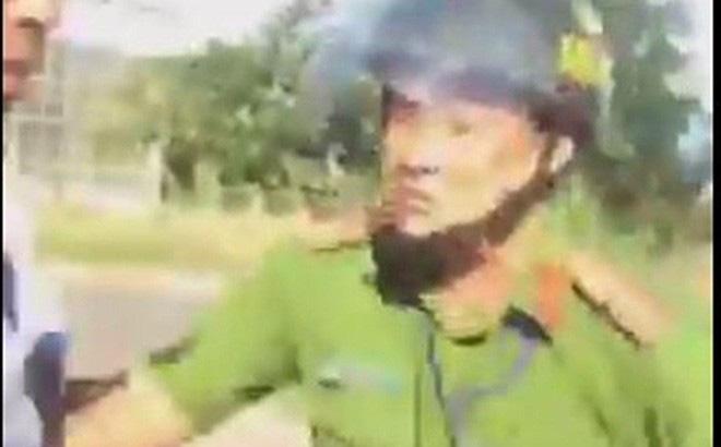 Công an Bình Phước thông tin chính về nội dung đoạn clip liên quan đến cán bộ, chiến sỹ