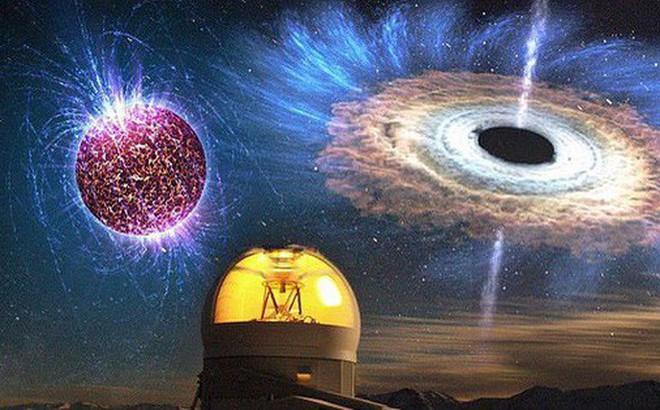 """Lỗ đen """"quái vật"""" là cổng vào thế giới khác?"""