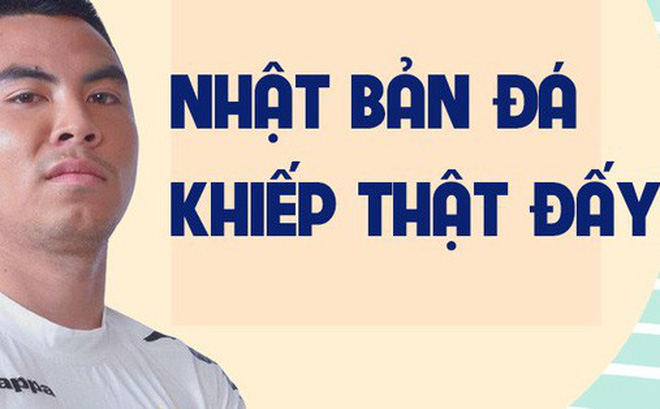 Tuyển thủ Việt Nam xuýt xoa khen ngợi: