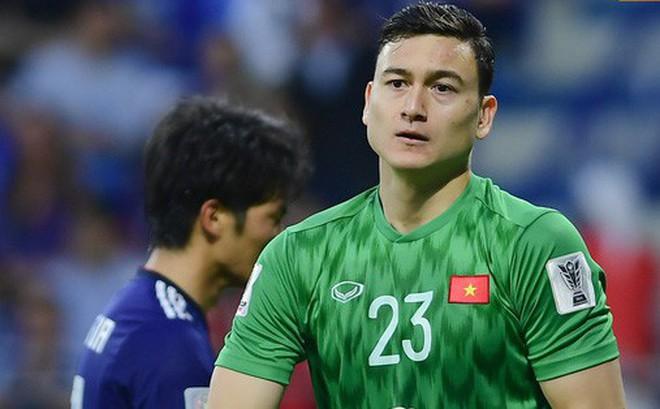 Đặng Văn Lâm: 'Sau thất bại, tuyển Việt Nam rất muốn đạt tới trình độ của Nhật Bản'