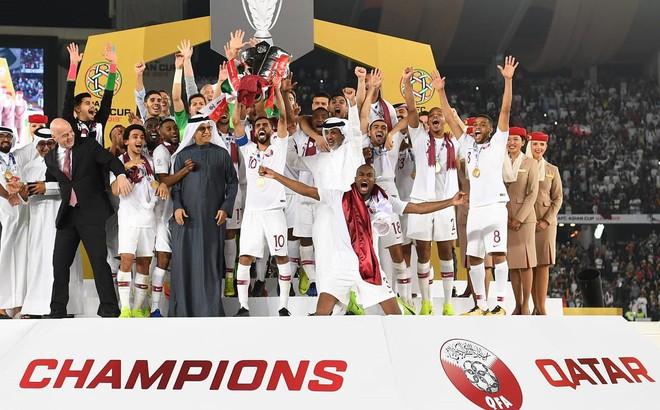 Qatar vô địch như thế mới sướng