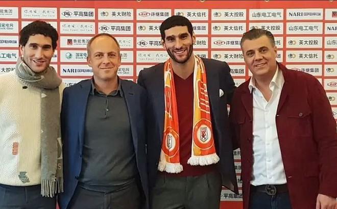 Chi tiết bản hợp đồng của Fellaini với đại gia Trung Quốc