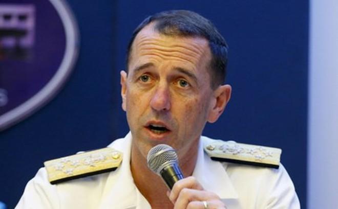 Tư lệnh Hải quân Mỹ kêu gọi tránh va chạm trên Biển Đông